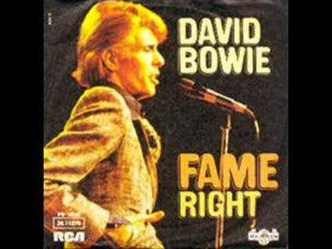 SOTD: Fame by David Bowie