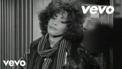 SOTD : I Wanna Dance With Somebody – Whitney Houston