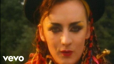 SOTD: Karma Chameleon – Culture Club