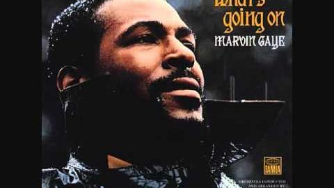 SOTD: What's Going On – Marvin Gaye