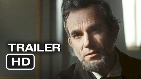 Steven Spielberg's Lincoln Official Trailer starring Daniel Day-Lewis