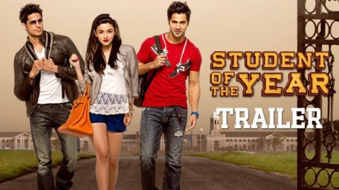 Student of The Year Theatrical Trailer