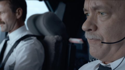 Sully Official Trailer starring Tom Hanks, Aaron Eckhart, Laura Linney