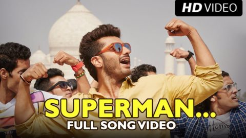 Superman Song From Tevar ft Arjun Kapoor