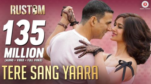 Tere Sang Yaara Song from Rustom ft Akshay Kumar, Ileana