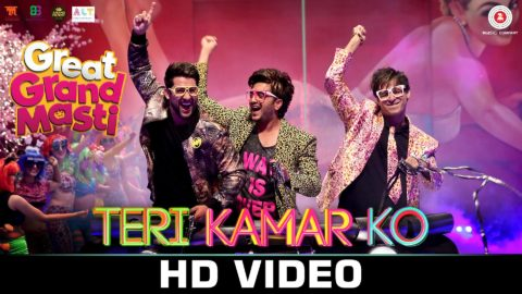 Teri Kamar Ko Song from Great Grand Masti