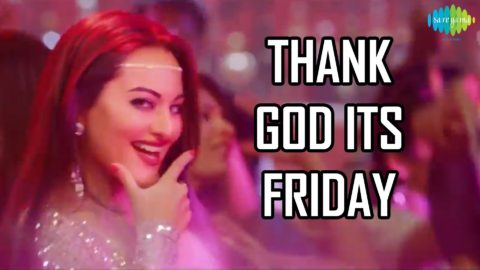 Thank God It's Friday Song – Himmatwala