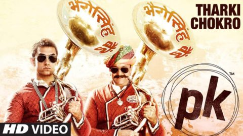Tharki Chokro Song from PK ft Aamir Khan, Sanjay Dutt
