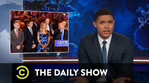 The Daily Show – Donald Trump's Contentious Campaign