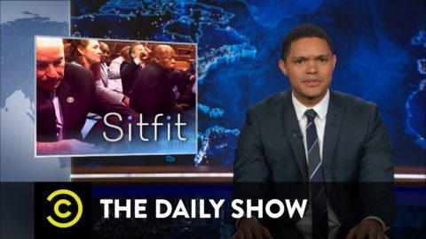The Daily Show – House Democrats Stage a Sit-In