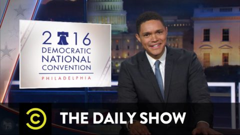 The Daily Show with Trevor Noah – The Democratic National Convention's Bumpy Start