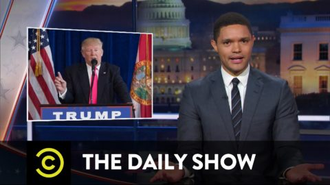 The Daily Show with Trevor Noah – Donald Trump's Shady Ties to Russia