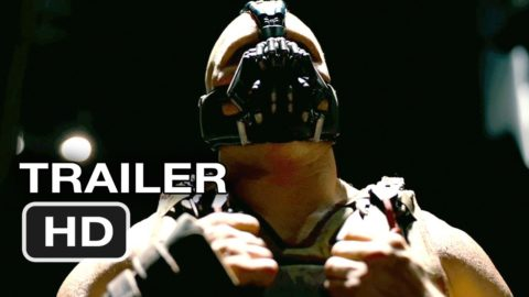 The Dark Knight Rises Official Trailer