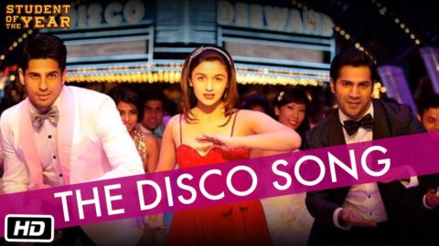 The Disco Song – Student Of The Year