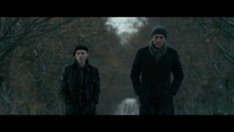THE GIRL WITH THE DRAGON TATTOO – OFFICIAL 8 Minute Trailer