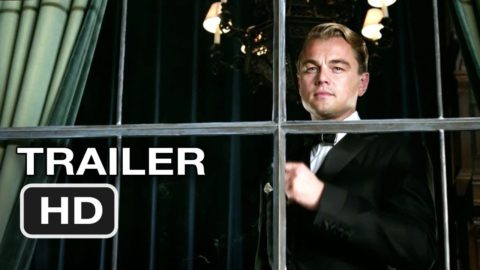 The Great Gatsby Official Trailer