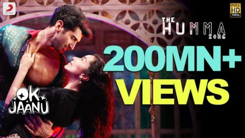 The Humma Song from Ok Jaanu ft Aditya Roy Kapur, Shraddha Kapoor