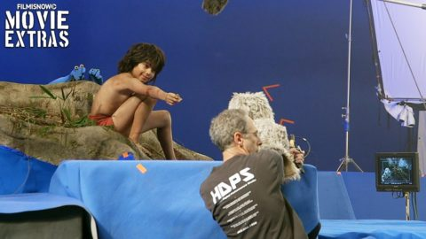 The Jungle Book Behind the Scenes and Tech & VFX Feature