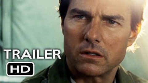 The Mummy Official Trailer starring Tom Cruise, Sofia Boutella, Annabelle Wallis