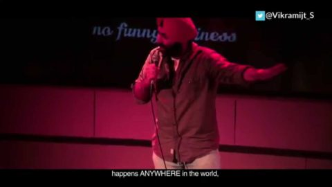 The one thing that drives Punjabis crazy Stand Up Comedy by Vikramjit Singh