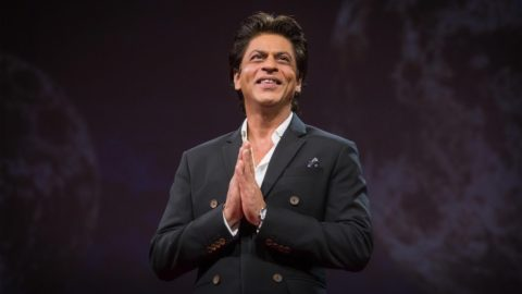 Thoughts on humanity, fame and love   Shah Rukh Khan TED Talk
