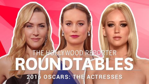 THR's Actress Roundtable with Jennifer Lawrence, Brie Larson, Kate Winslet, Cate Blanchett and more