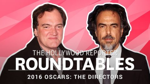 THR's Director Roundtable With Quentin Tarantino, Inarritu, Ridley Scott, David O. Russell, Tom Hooper and Danny Boyle