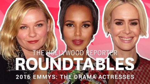 THR's Drama Actress Emmy Roundtable with Kirsten Dunst, Jennifer Lopez, Sarah Paulson and More