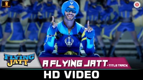 Title  Song from A Flying Jatt ft Tiger Shroff