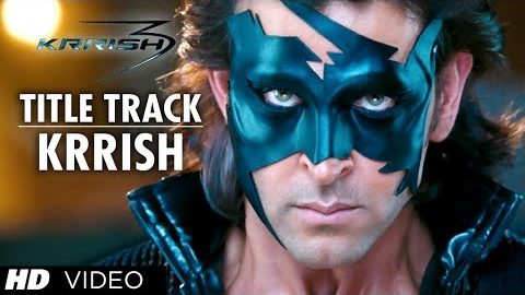 Title Song – Krrish 3
