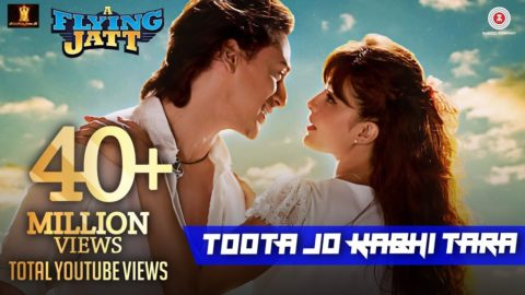 Toota Jo Kabhi Tara Song from A Flying Jatt ft Tiger Shroff, Jacqueline Fernandez
