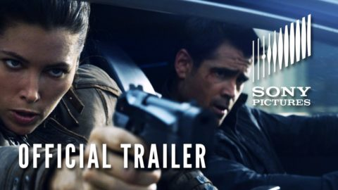 Total Recall Official Trailer