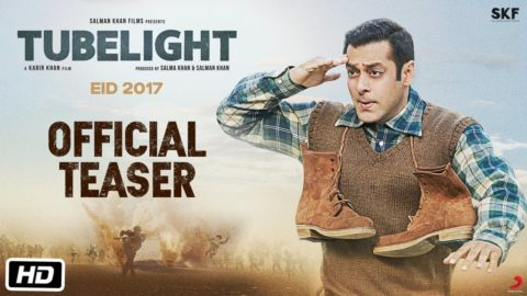 Tubelight Official Teaser starring Salman Khan