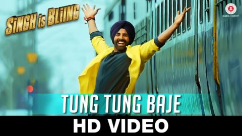 Tung Tung Baje Song from Singh Is Bling ft Akshay Kumar, Amy Jackson