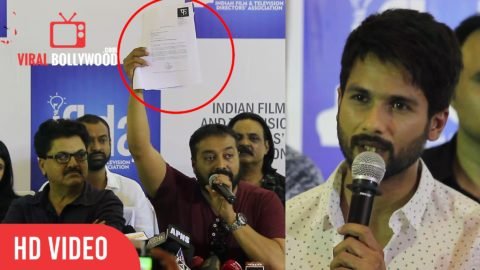 Udta Punjab Banned – Shahid Kapoor And Anurag Kashyap Reaction