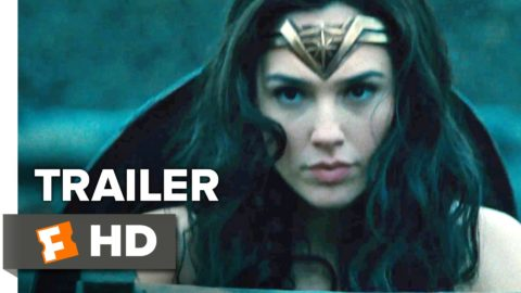 Wonder Woman Official Trailer starring Gal Gadot