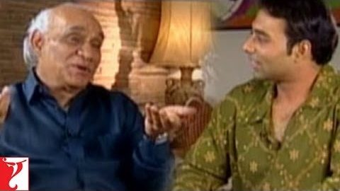 Yash Chopra in conversation with Uday Chopra – Darr