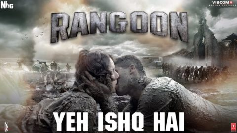 Yeh Ishq Hai Song from Rangoon ft Saif Ali Khan, Kangana Ranaut, Shahid Kapoor