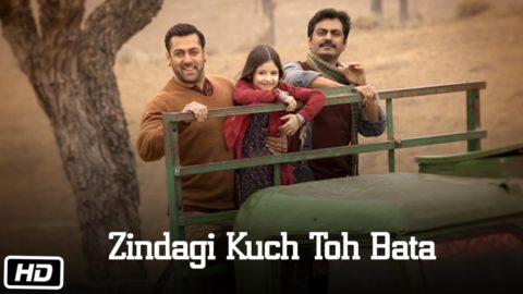 Zindagi Kuch Toh Bata Song from Bajrangi Bhaijaan ft Salman Khan