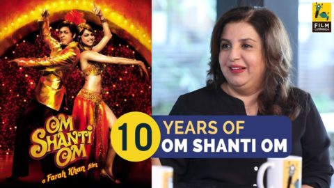 10 Years of Om Shanti Om – Farah Khan Interview with Anupama Chopra