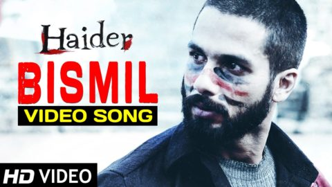 Bismil Full Song from Haider and its uncanny resemblance to Shaolin Kung Fu/ My favourite picturised song from 2014 (updated)