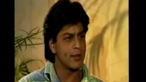 Blast from the Past: Shahrukh khan 1996 Interview by Rajiv Shukla