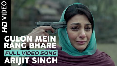 Gulon Mein Rang Song – Haider