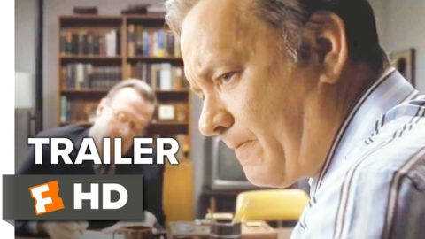 The Post Official Trailer starring Meryl Streep, Tom Hanks