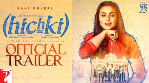 Hichki Official Trailer starring Rani Mukerji