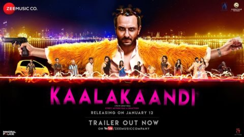 Kaalakaandi Official Trailer starring Saif Ali Khan