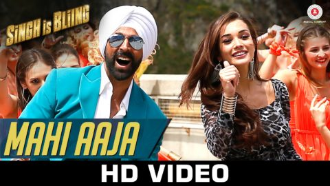 Mahi Aaja Song from Singh Is Bliing ft Akshay Kumar, Amy Jackson