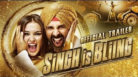 Singh Is Bliing Official Trailer starring Akshay Kumar, Amy Jackson