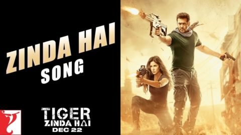 Zinda Hai Song from Tiger Zinda Hai ft Salman Khan, Katrina Kaif