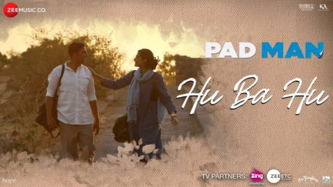 Hu Ba Hu Song from Padman ft Akshay Kumar, Sonam Kapoor